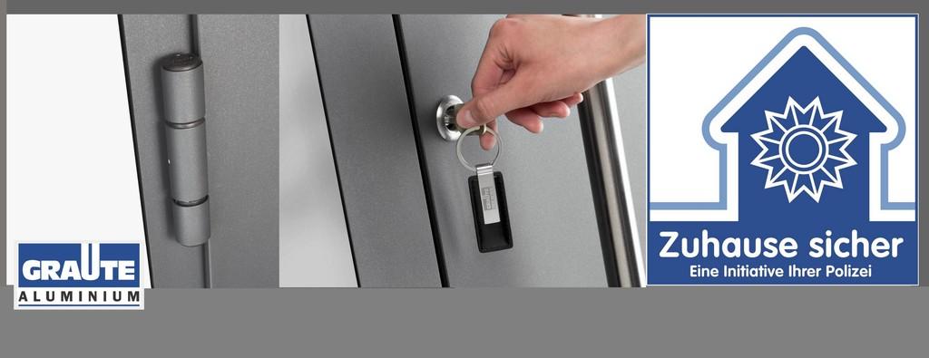 graute aluminium partner im netzwerk zuhause sicher. Black Bedroom Furniture Sets. Home Design Ideas