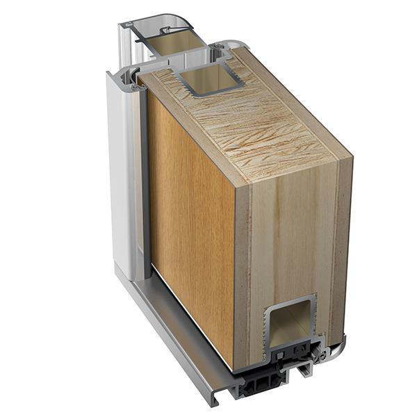 graute aluminium sichere wohnungst r. Black Bedroom Furniture Sets. Home Design Ideas
