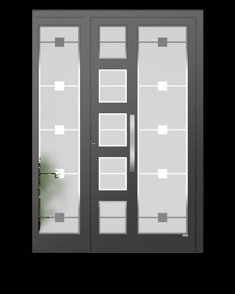 Hervorragend Graute Aluminium: Hochwertige Haustüren, Vordächer VC31