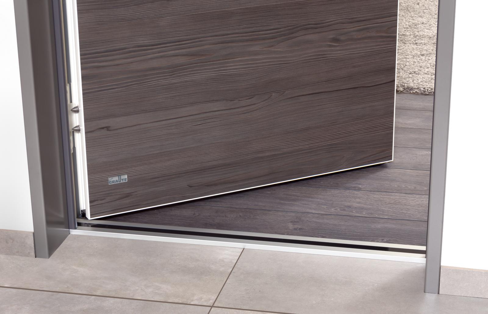 Fabulous Graute Aluminium: Wohnungseingangstüren RQ12