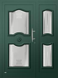 Haustüren Klassisch graute aluminium klassische haustüren